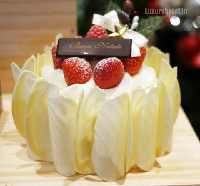 グランド ハイアット 東京 ストロベリーショートケーキ