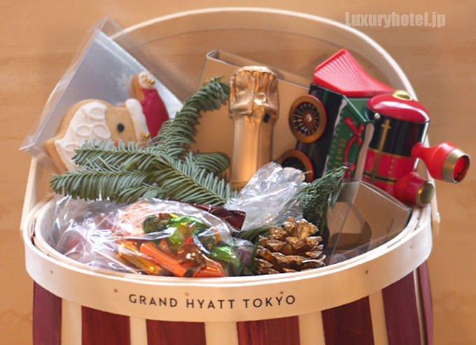 グランド ハイアット 東京 クリスマスハンパー タイトル画像