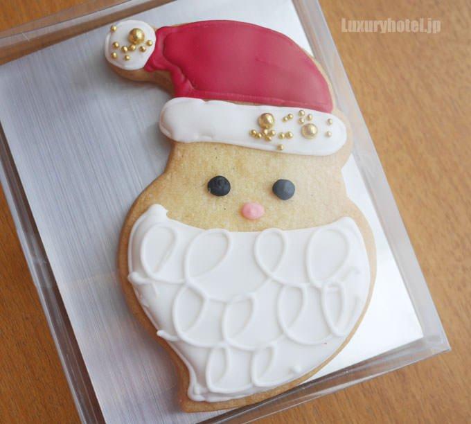 サンタクロースクッキー