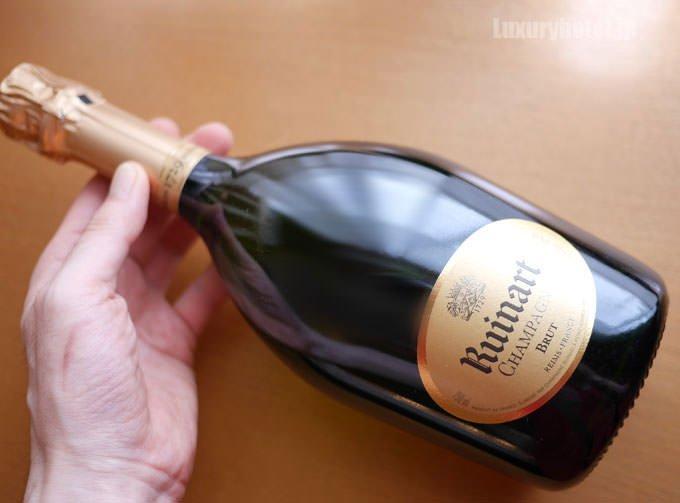 ルイナールのシャンパン