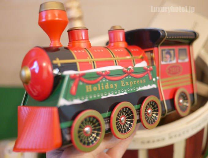 機関車の缶