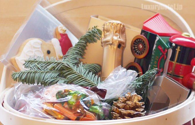 グランド ハイアット 東京 クリスマスハンパー2015