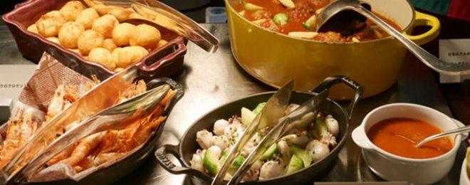 ポルトガル&スペイン料理 温かい料理