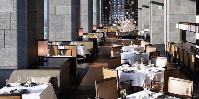 アマン東京 レストラン画像