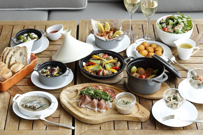ポルトガル料理とスペイン料理 一覧