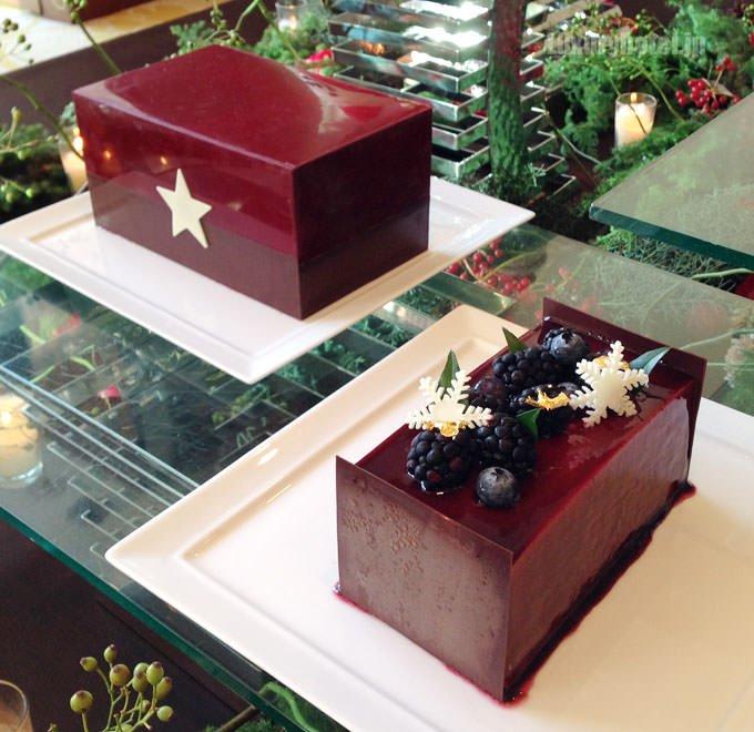 パレスホテル東京 クリスマスケーキ コフレ・ド・レーヴ