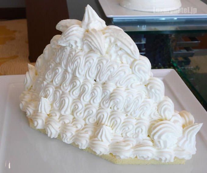 パレスホテル東京 クリスマスケーキ モンブラン(マロンシャンティ)