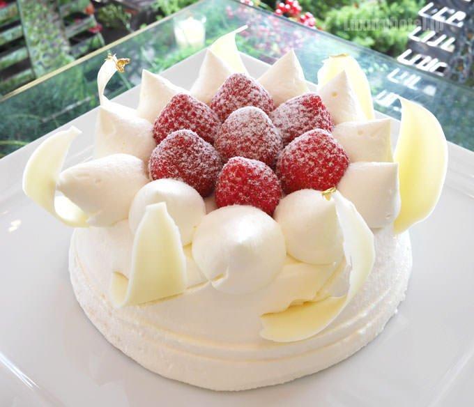 パレスホテル東京 クリスマスケーキ ストロベリー・ショートケーキ