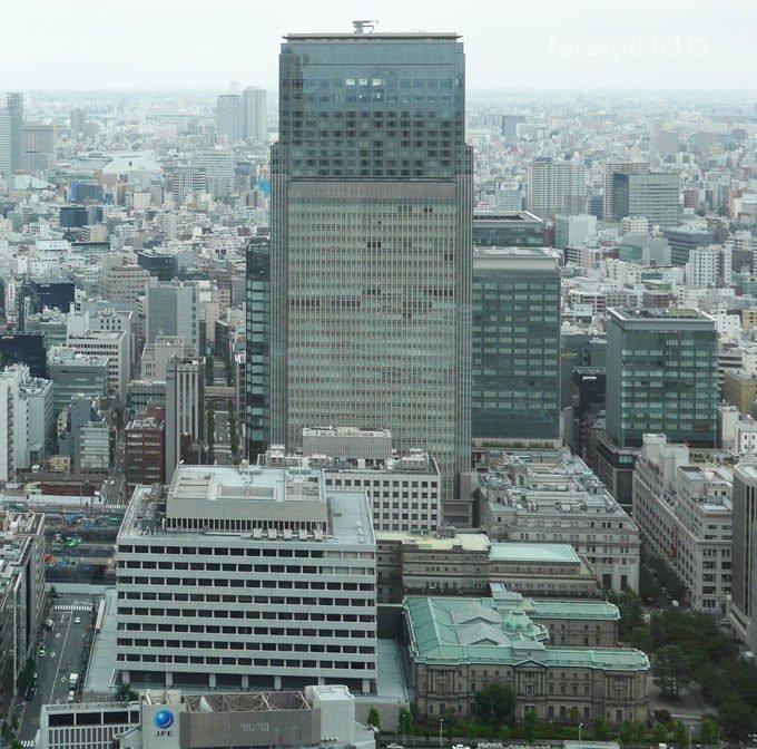 マンダリン オリエンタル 東京のビル