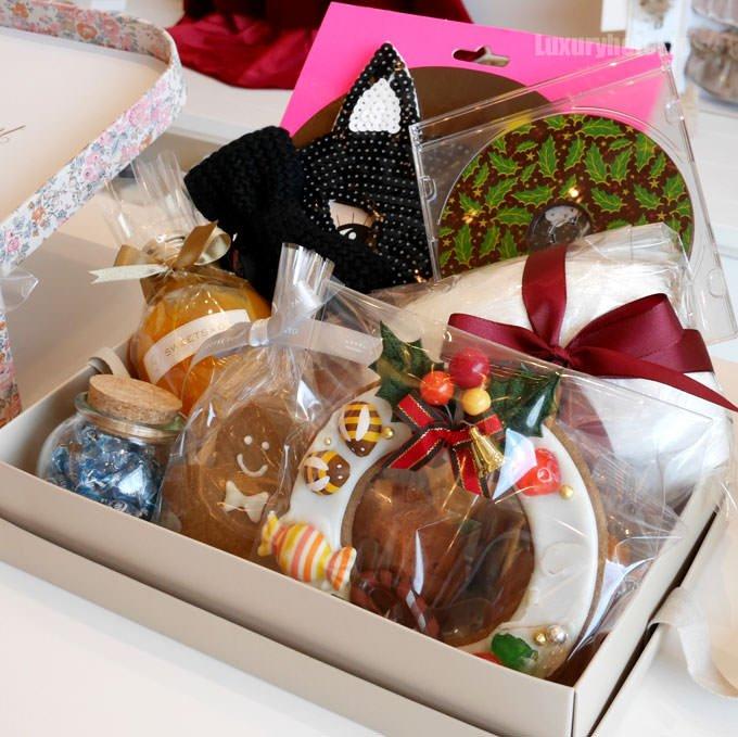 クリスマスハンパー CircusBox
