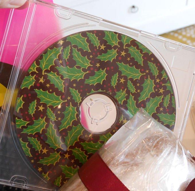 CDはチョコレート