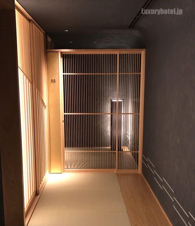 今回宿泊した和洋室「菊」