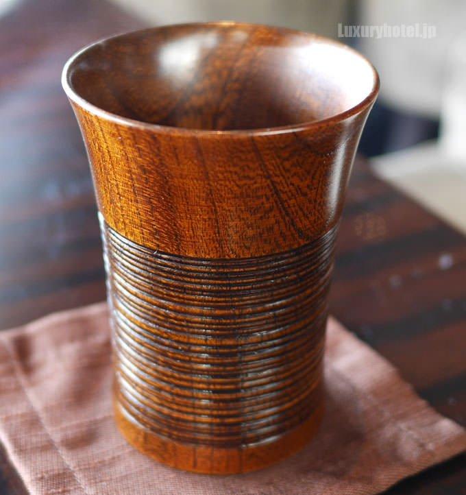 日本茶の器が渋くて格好いい