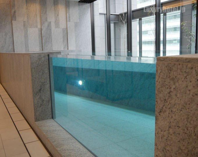 アスコット丸の内東京 エクササイズ用プール
