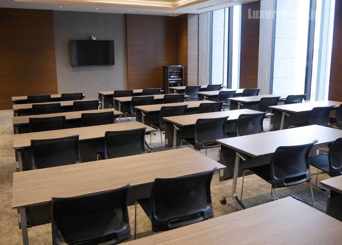 アスコット丸の内東京 大きい会議室の様子