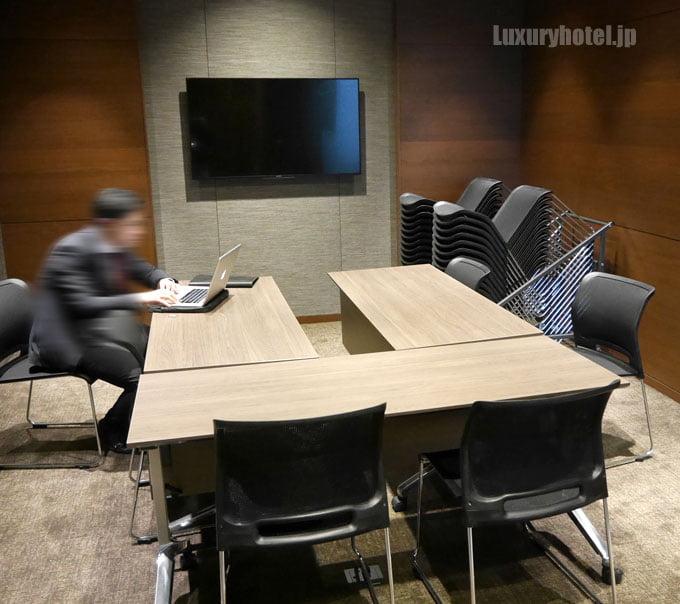 小さい会議室