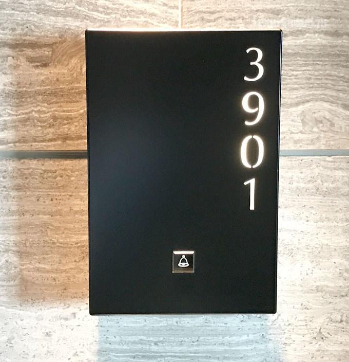 コンラッド大阪に1室しかないコンラッドスイートは3901号室