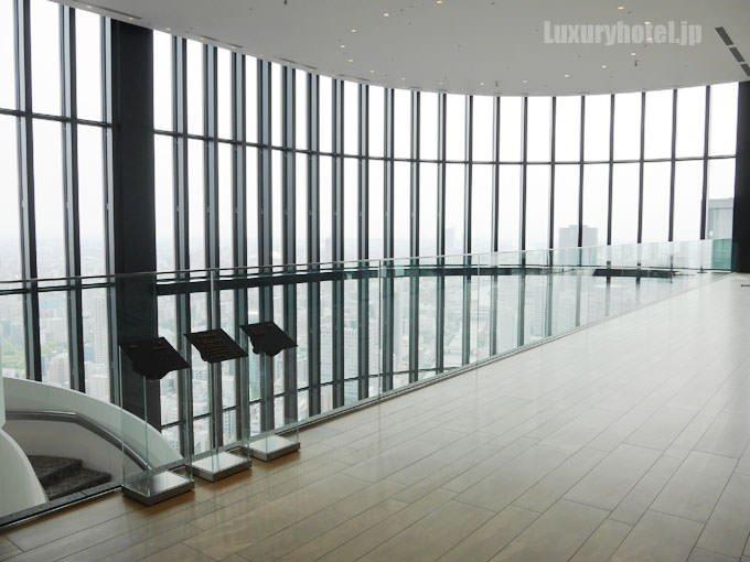1度は行くべき!コンラッド大阪ロビーからの眺望が最高!内覧会レポ1