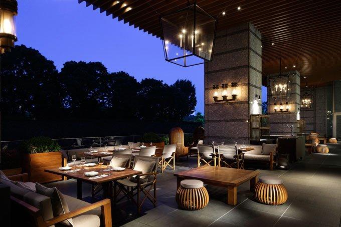 パレスホテル東京 グランド キッチン テラス