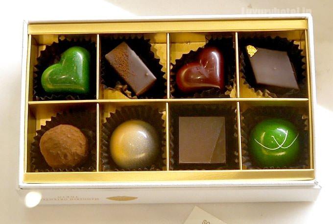 ボンボンショコラ8種アソートボックス
