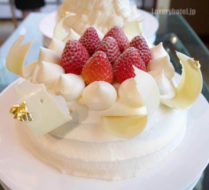 ストロベリー・ショートケーキ