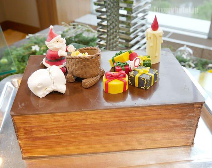 パレスホテル東京 クリスマスケーキ リーヴル ド ノエル