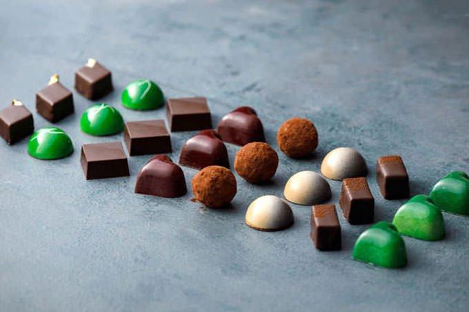 マンダリン オリエンタル 東京 新しいチョコレート一覧