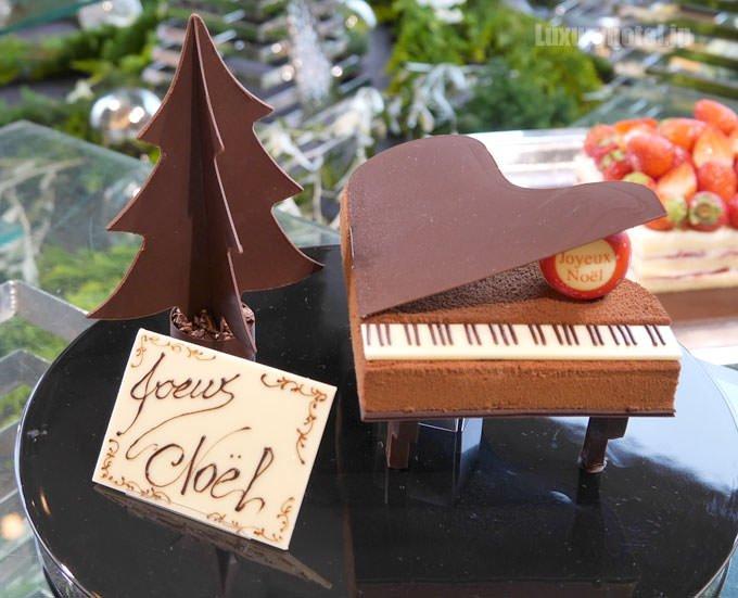 パレスホテル東京 ピアノショコラ