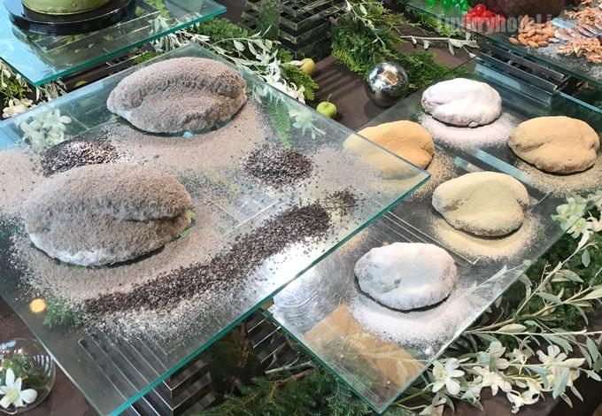 黒ごまのシュトーレンも登場!パレスホテル東京の2017クリスマスブレッド6種