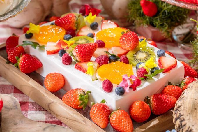 ディップディップ・パーティー ストロベリーチーズケーキ