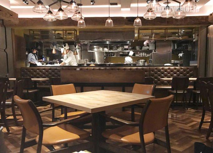 新宿:小山薫堂氏×日光金谷ホテル×BEAMSのコラボレストランに行った感想