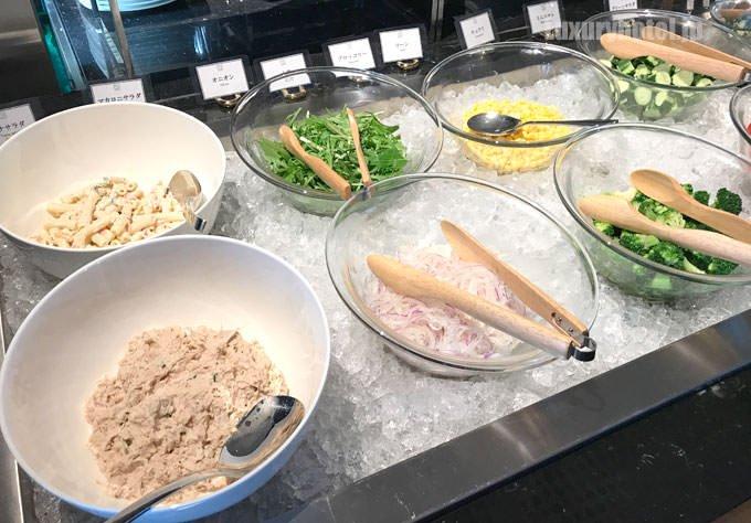 野菜・サラダ類 タマネギ、マカロニサラダ等