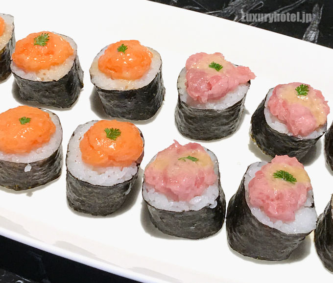 洋風のっけ寿司2