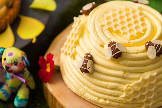 ヴィクトリア蜂蜜ケーキ