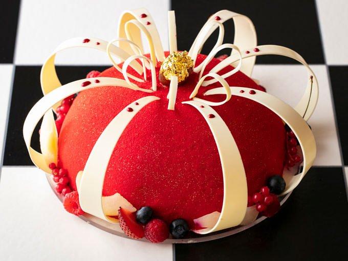 ケーキ「女王陛下アリス」