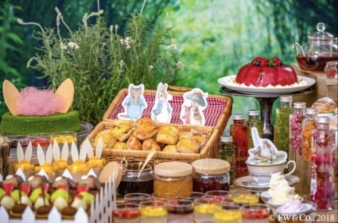 「レイクサイドの秘密のお茶会」 イメージ画像