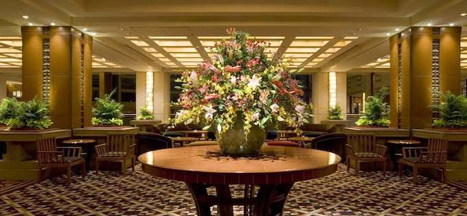 帝国ホテル大阪 ロビー画像