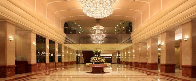 京王プラザホテル ロビー画像