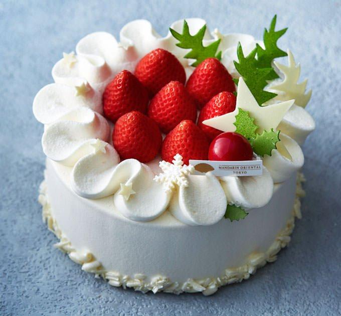 苺のショートケーキ 公式画像