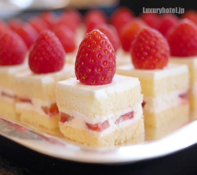 ストロベリー ショートケーキ 試食バージョン