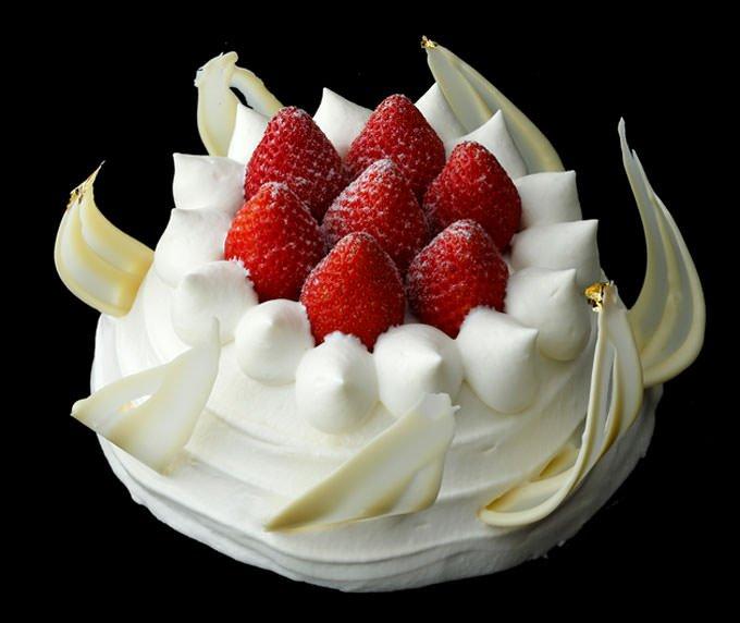 ストロベリー ショートケーキ 公式画像
