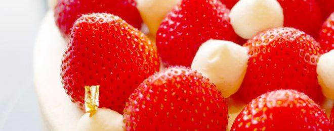 スペリュール 苺の拡大画像