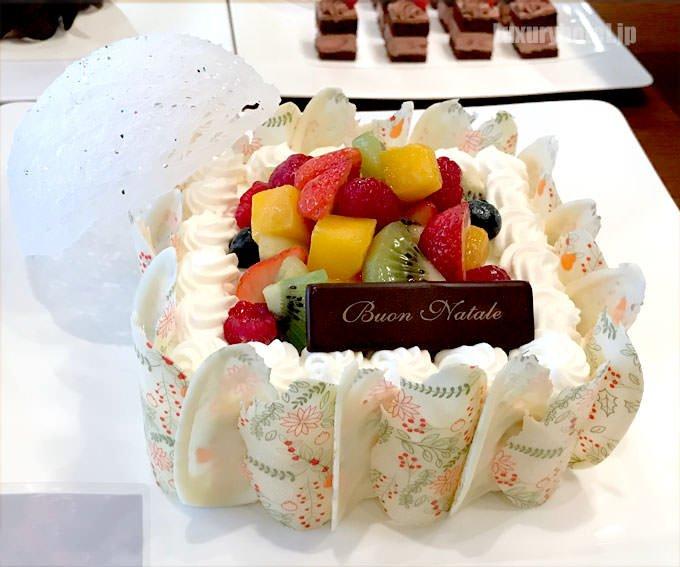 クリスタル フルーツショートケーキ