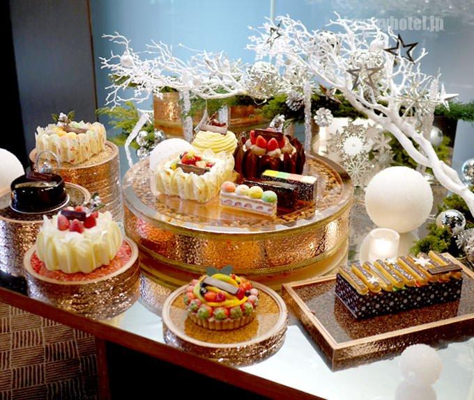 2018年グランド ハイアット 東京クリスマスケーキ