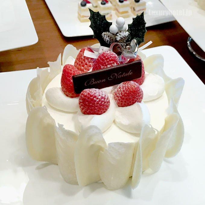 ストロベリーショートケーキ 全体画像