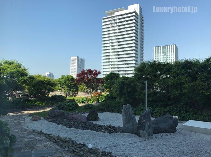 日本庭園 セント レジス ガーデン