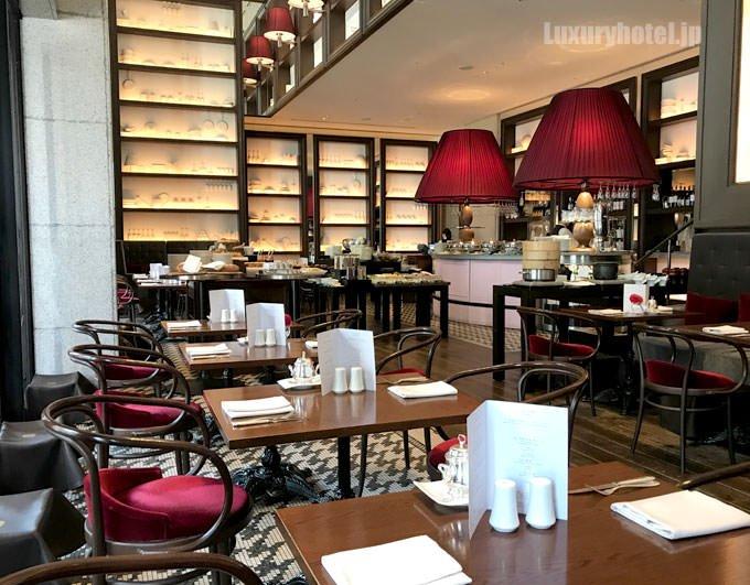 「ル ドール」朝食ブッフェ画像