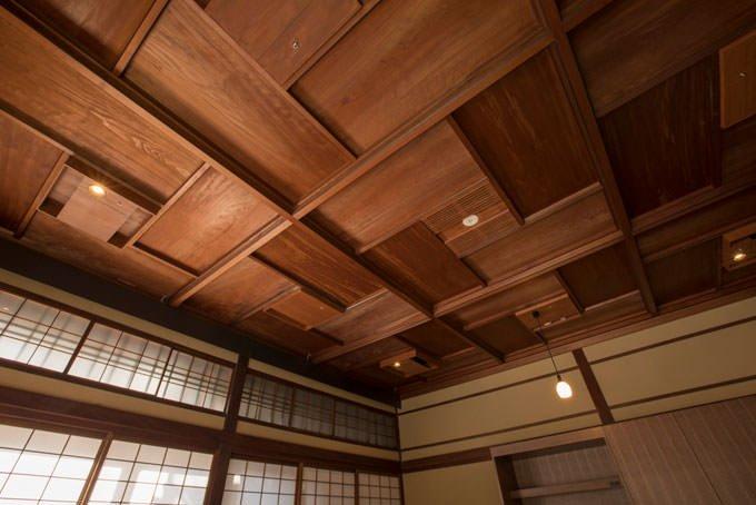 天井の造り