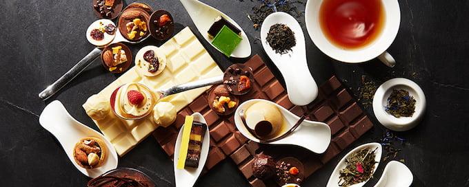 インターコンチネンタルホテル大阪 ティー&チョコレートマジック