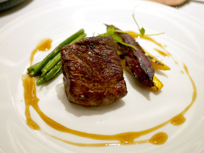 ヒルトン大阪 セントラム グリル&ワインで「セントラムディナーコース」を食べた感想